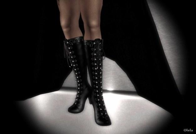 Flutter boots