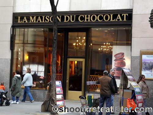 NYC- La Maison Du Chocolat