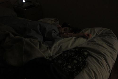 Stealth Alex Sleeping by Tom Fairfax