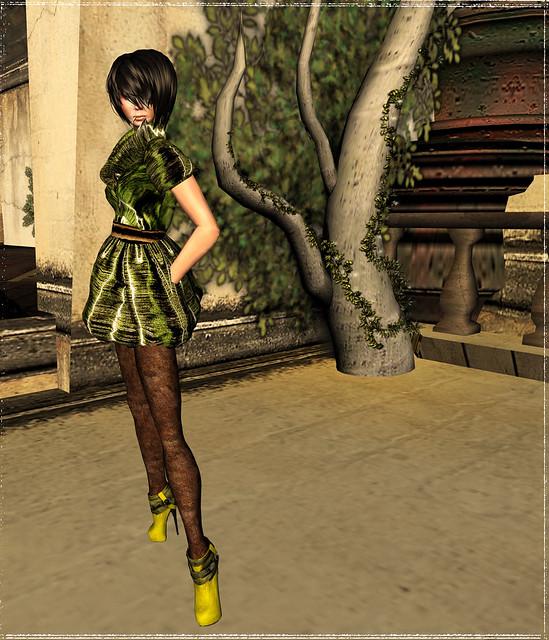 Sullen green