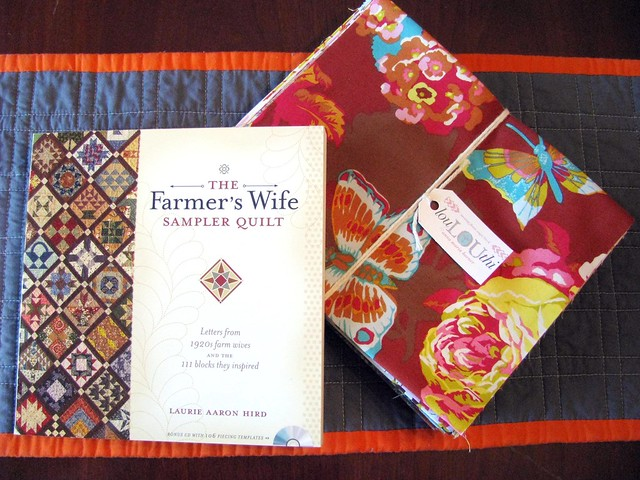 The Farmer's Wife and Fabric