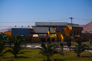 One of the other places to stay in Arica