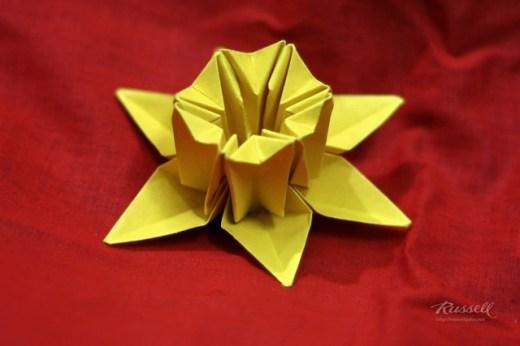 Origami Flower 2