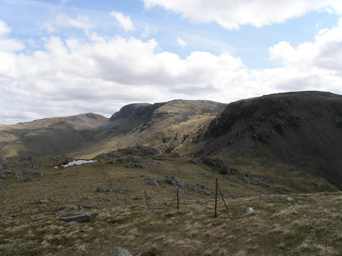 Green Gable, Great Gable, Kirk Fell