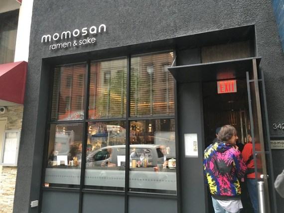 Momosan Ramen & Sake