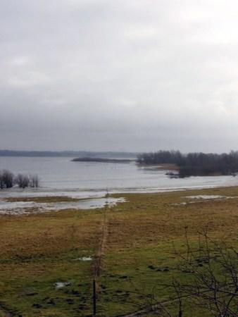 Tissø Lake, Denmark