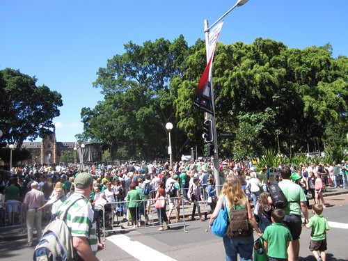 St Patties hoarde - 2012 12:08 PM