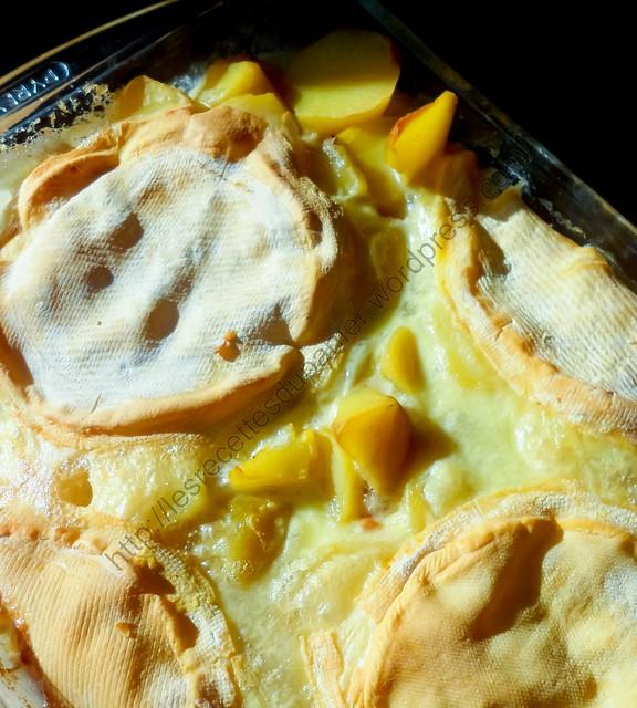 Tartiflette / Reblochon Cheese Casserole