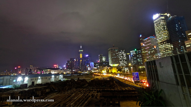 View from Central, Hong Kong