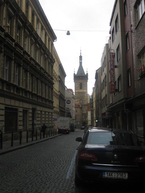 Novomestská radnice (New Town Hall)
