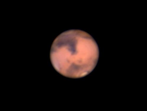 Mars on 3/5/12