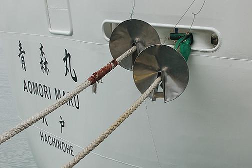 Aomori Maru rat guards