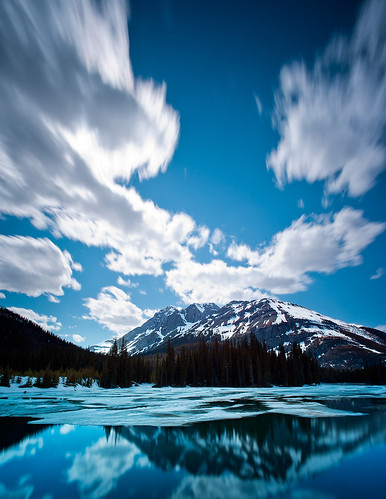 Kananaskis big sky