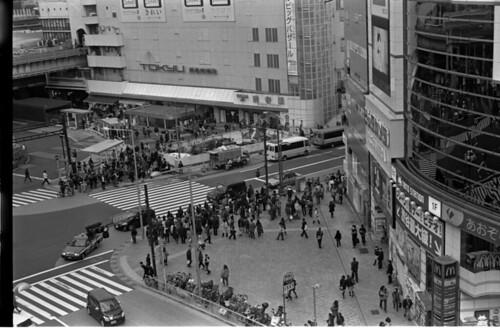 Shibuya Sta.