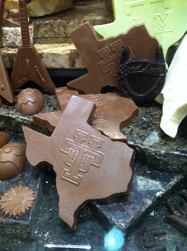 Texas chocolate