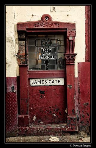 Boy & Barrel Public House by Dervish Images