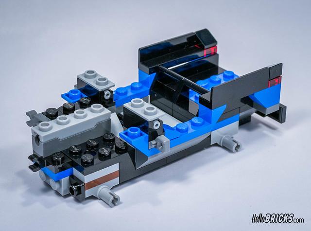 LEGO 76047 - Marvel - Black Panther Pursuit