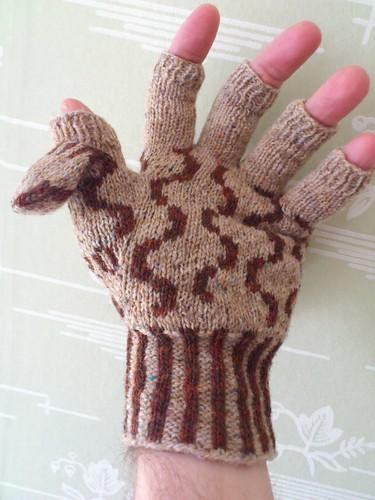 Thumb flap