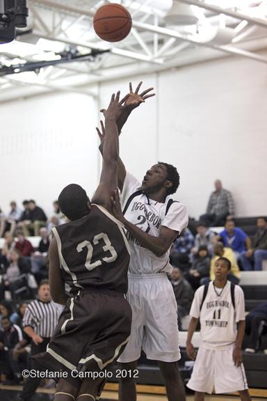 Absegami vs. Egg Harbor Township High School, Boys Varsity Basketball