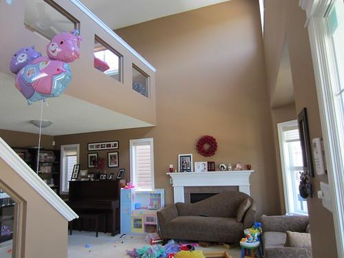 Living Room, Pre-Reno