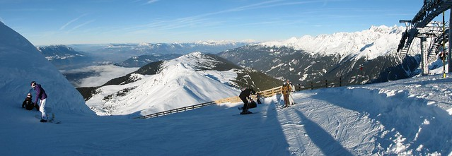 L'Oursière (2236 m) - panoramă