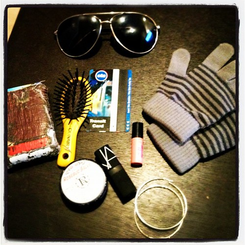 Instagram 28 Day Photo Challenge Day 18: What's In My Bag