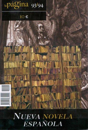 12b15 Nueva novela española La Página