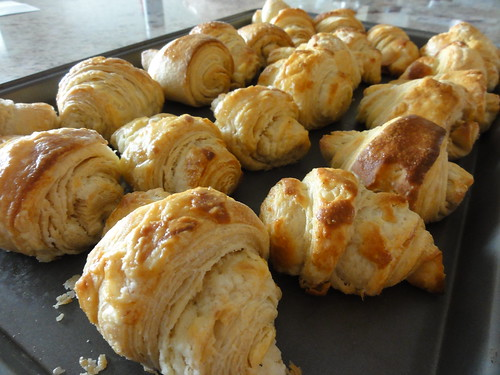 The Not So Perfect Buttery Croissants