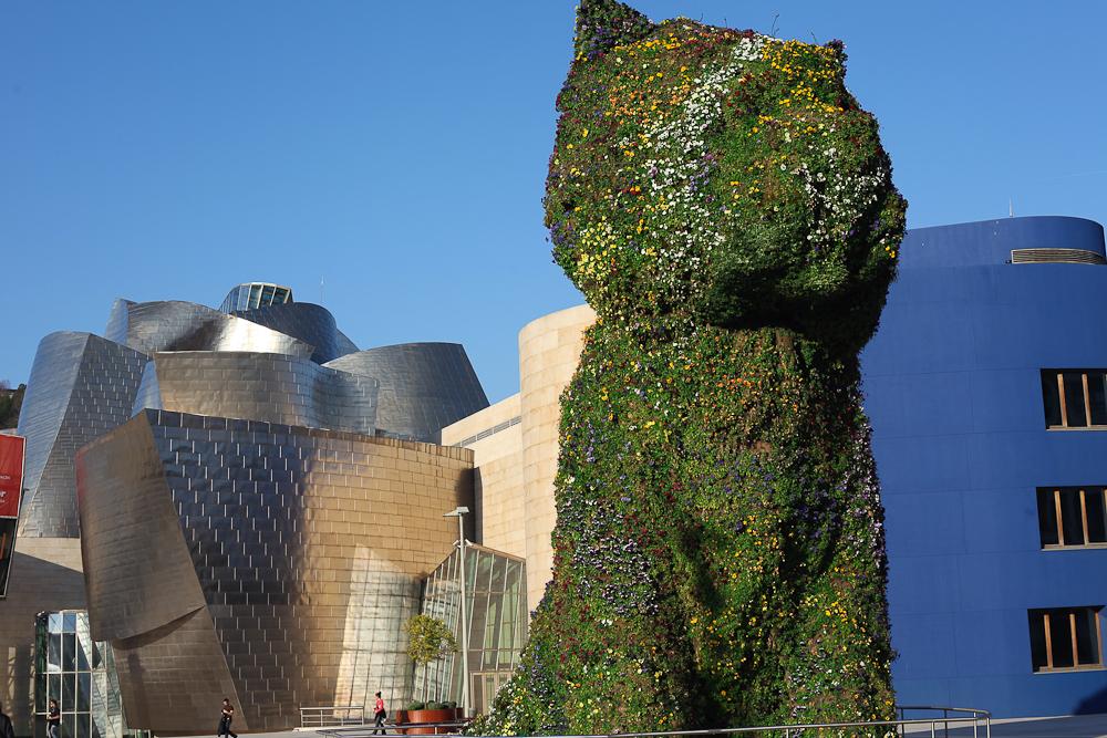 Guardian of the Guggenheim