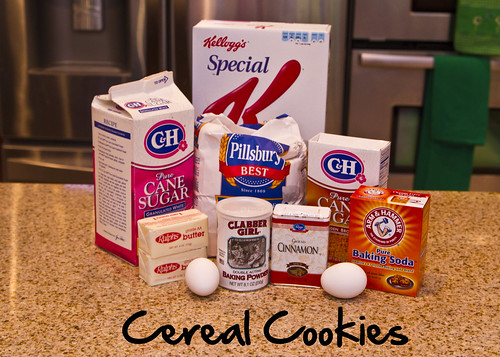 cereal cookies
