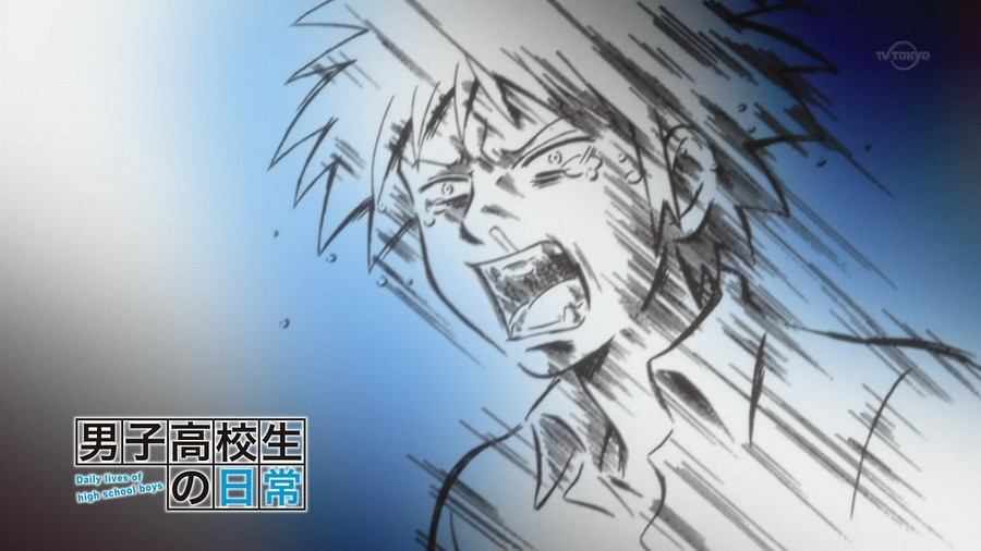 Danshi Koukousei no Nichijou - EP09