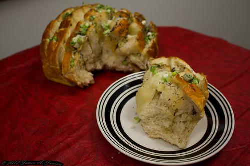 Onion & Cheese Bread 7