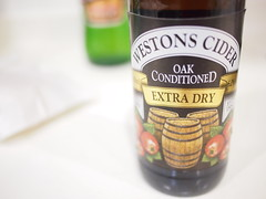 Westons Oak Conditioned Extra Dry Cider