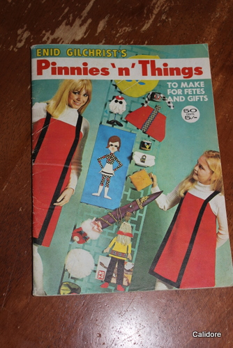 Enid Gilchrist's Pinnies 'n' Things