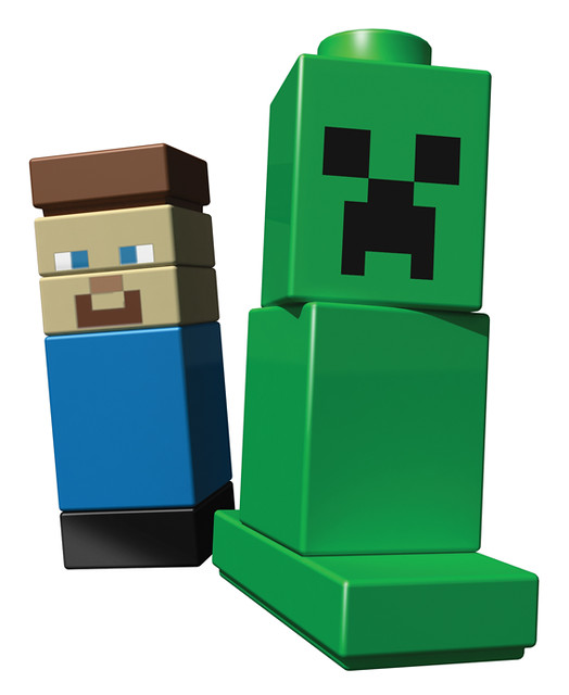 21102 LEGO Minecraft Micro Mobs