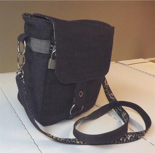 Camera bag other side