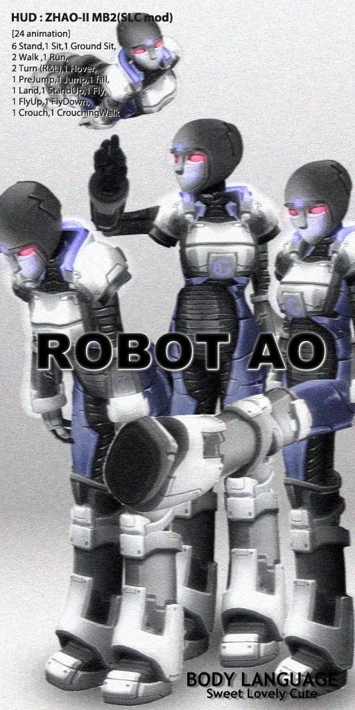 ROBOT AO set