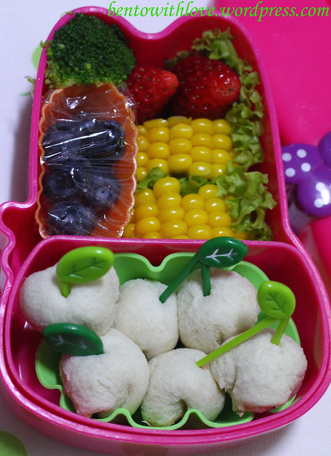 Bread Fruit Bento