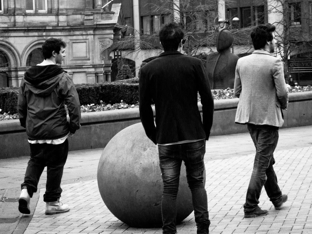 Ball Boys - Birmingham 2012
