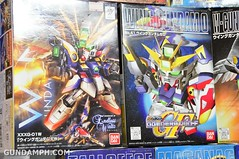 SD Gundam Wing Series Kit List (9)