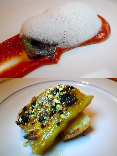 Burgundy Escargots, Foie Gras
