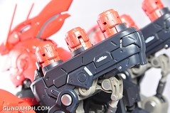 Formania Sazabi Bust Display Figure Unboxing Review Photos (84)