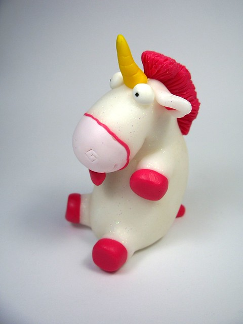 Its So Fluffy Unicorn From Despicable Me Flickr