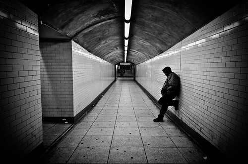 No one ever discovers the depths of his own loneliness.