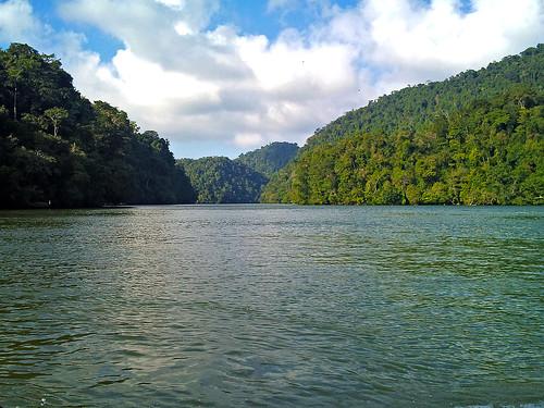 Rio Dulce, Izabal, Guatemala