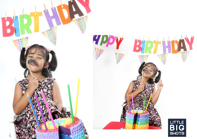 Happy Birthday Dina! | Birthday Studio Portraiture
