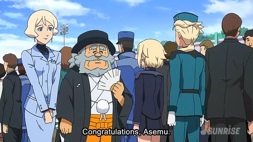 Gundam AGE Episode 19 Asemu Sets Off Screenshots Youtube Gundam PH (10)