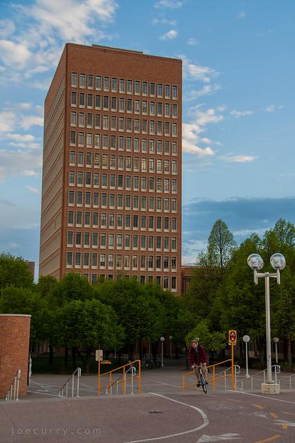 Social Sciences building, University of Minnesota