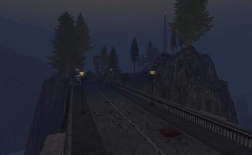 Sanity Falls - The bridge