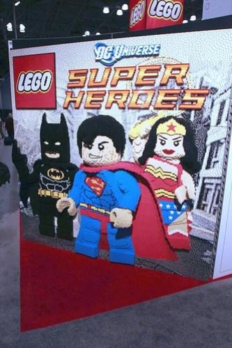 LEGO Toy Fair 2012 - LEGO Booth - 07